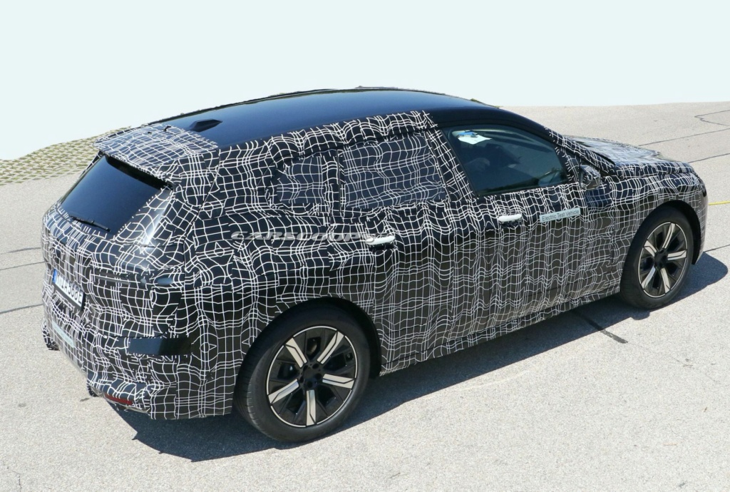 2021 - [BMW] iNext SUV - Page 5 2021-115