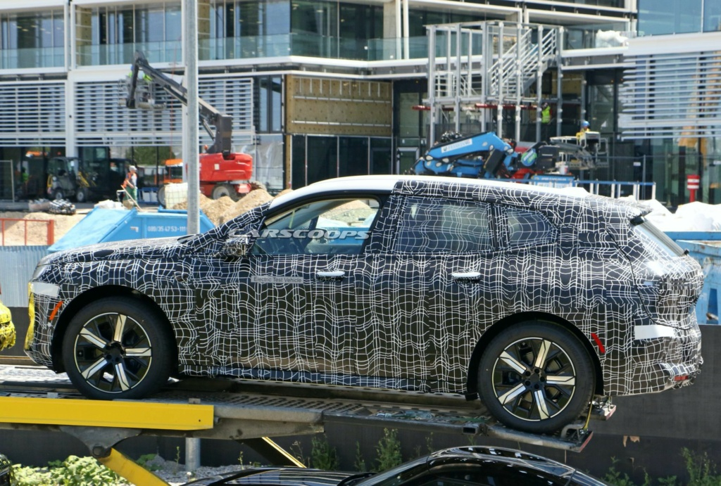 2021 - [BMW] iNext SUV - Page 5 2021-120