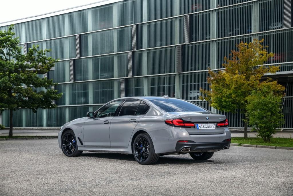 2020 - [BMW] Série 5 restylée [G30] - Page 10 2021-140