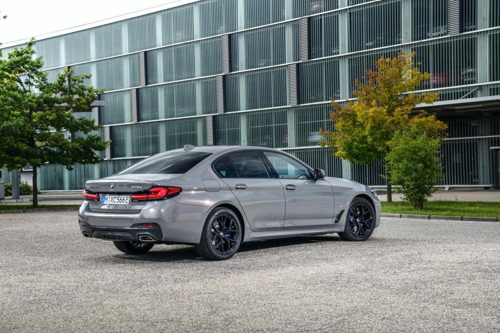 2020 - [BMW] Série 5 restylée [G30] - Page 10 2021-141