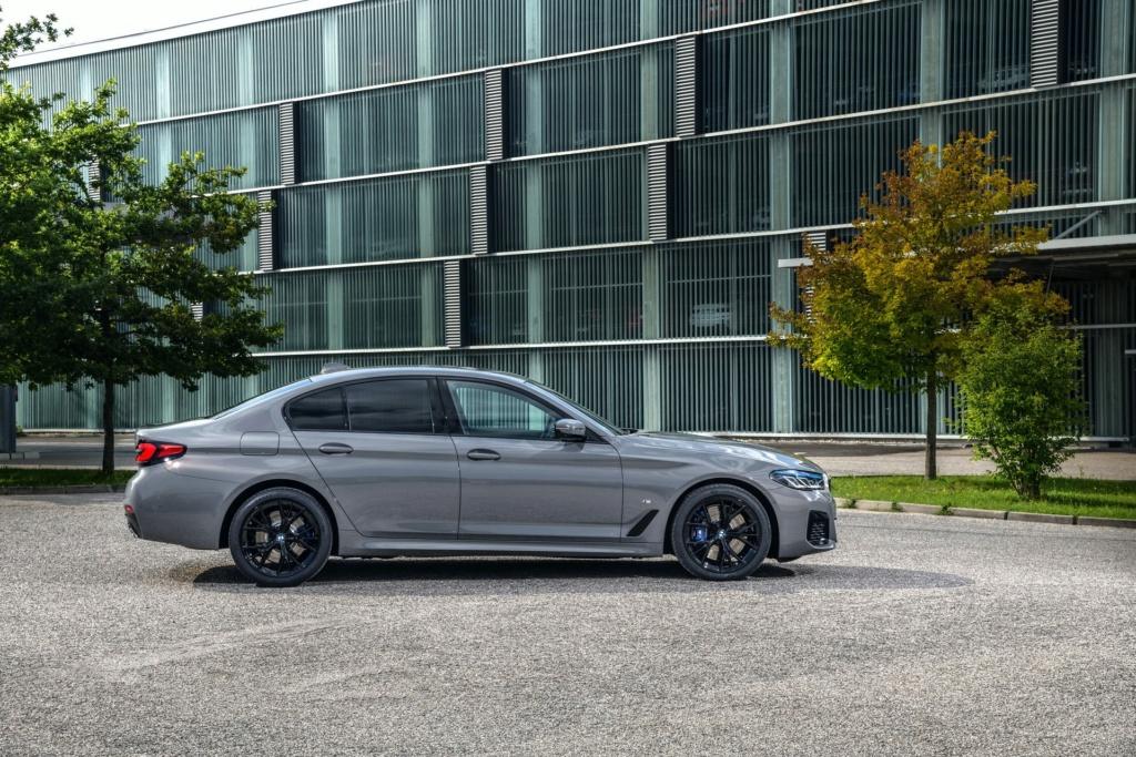 2020 - [BMW] Série 5 restylée [G30] - Page 10 2021-142