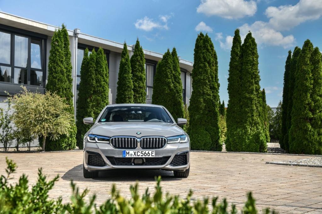 2020 - [BMW] Série 5 restylée [G30] - Page 10 2021-144