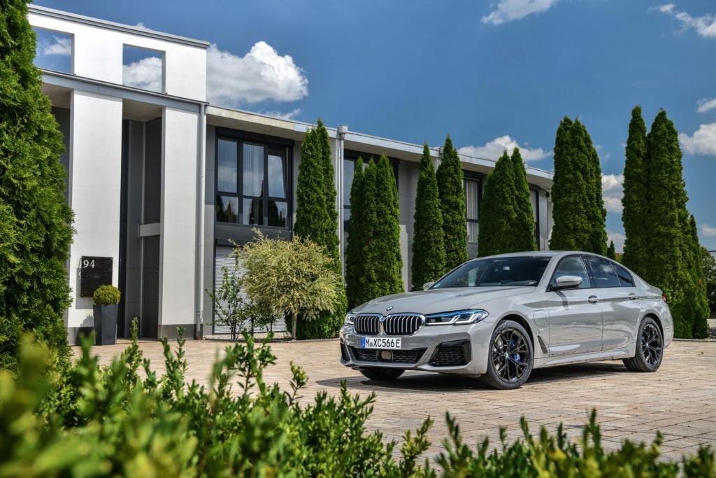 2020 - [BMW] Série 5 restylée [G30] - Page 10 2021-145