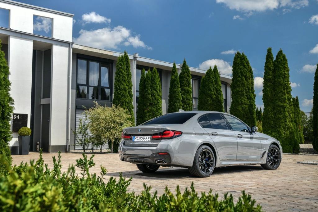 2020 - [BMW] Série 5 restylée [G30] - Page 10 2021-146