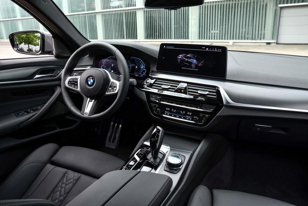 2020 - [BMW] Série 5 restylée [G30] - Page 10 2021-151