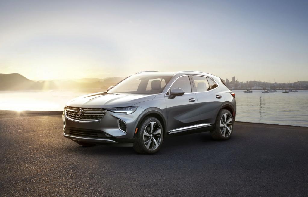 2020 - [Buick] Envision 2021-b34