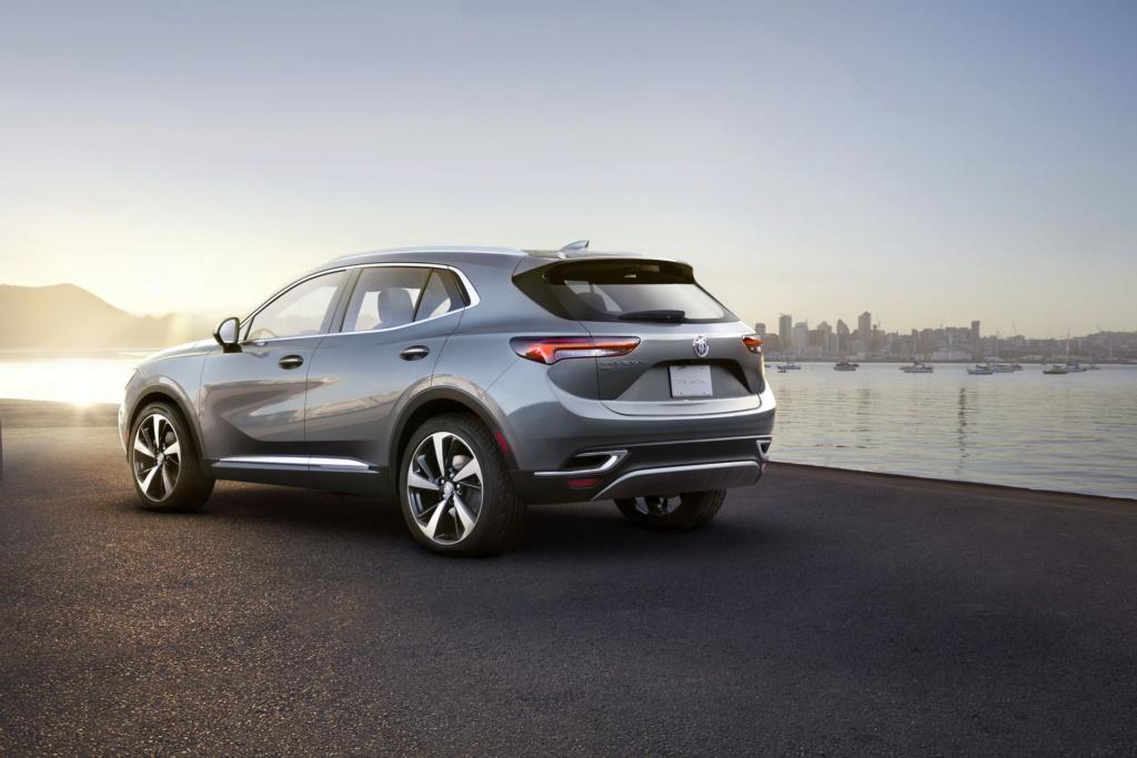 2020 - [Buick] Envision 2021-b36