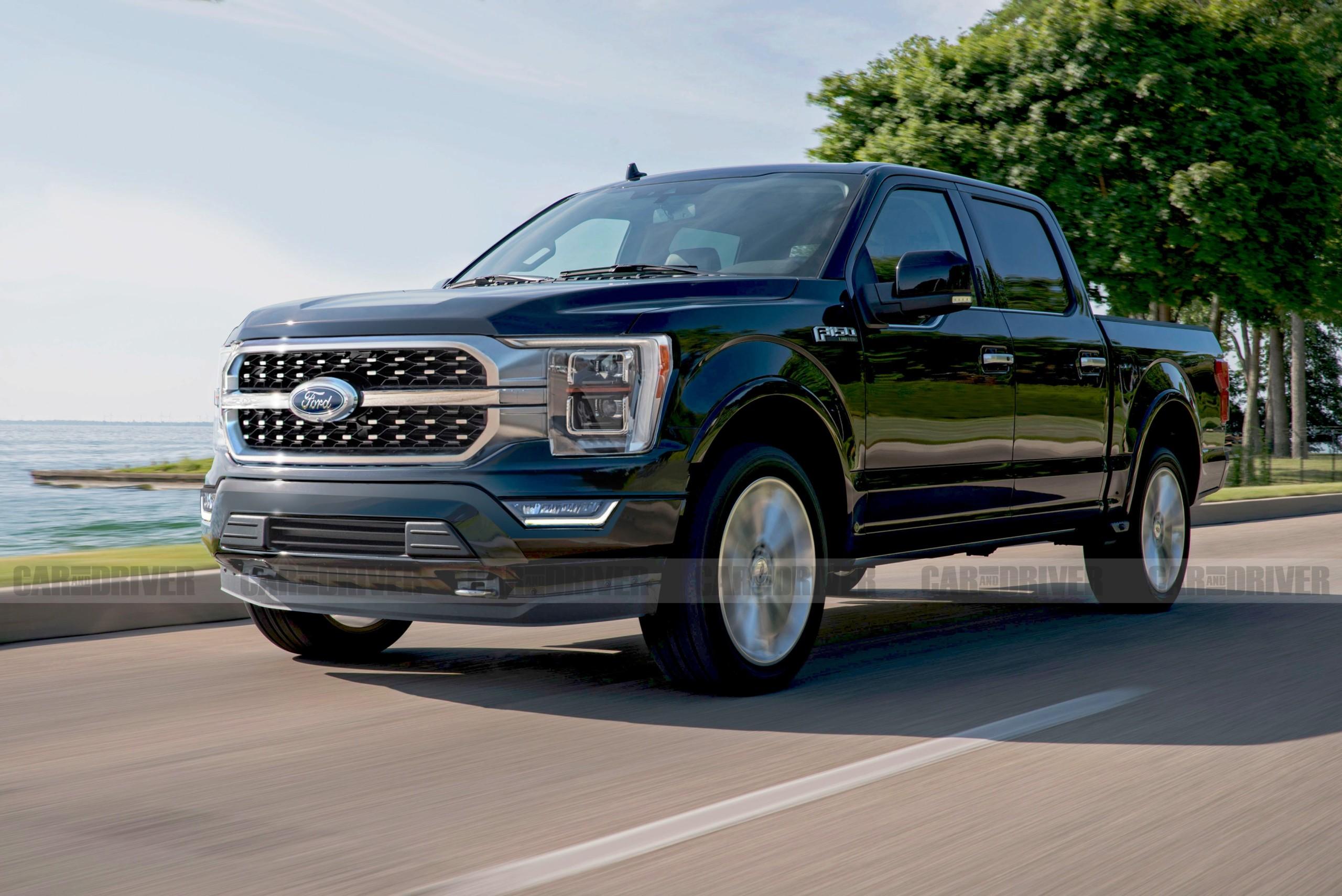 2020 - [Ford] F-Series 2021-f17