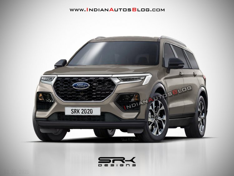 2020 - [Ford] Everest / Endeavour 2021-f18
