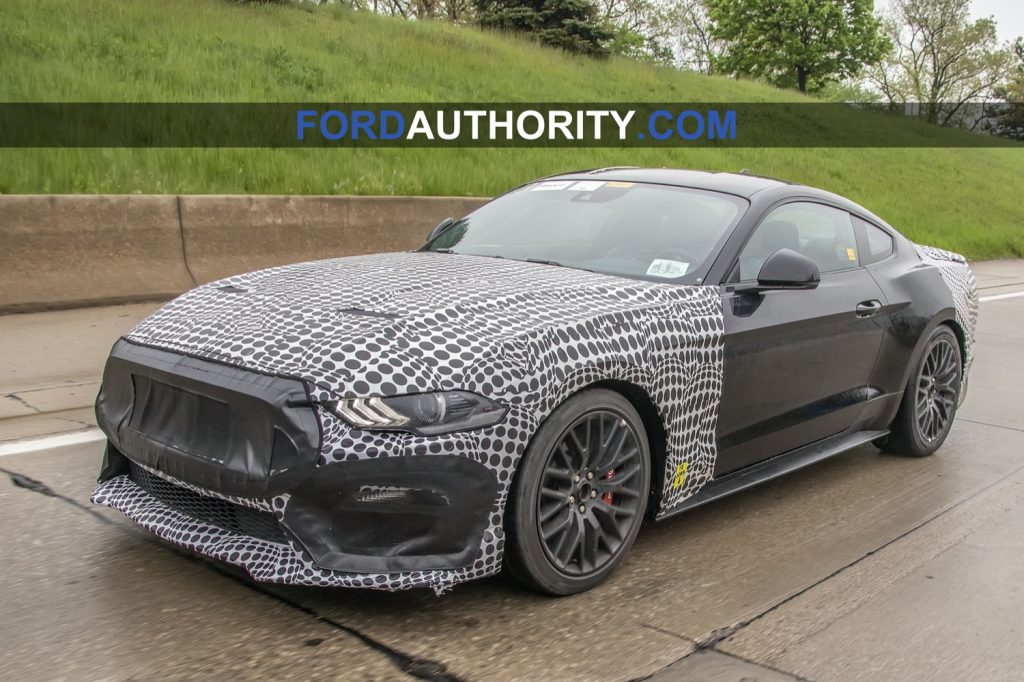2014 - [Ford] Mustang VII - Page 18 2021-f43