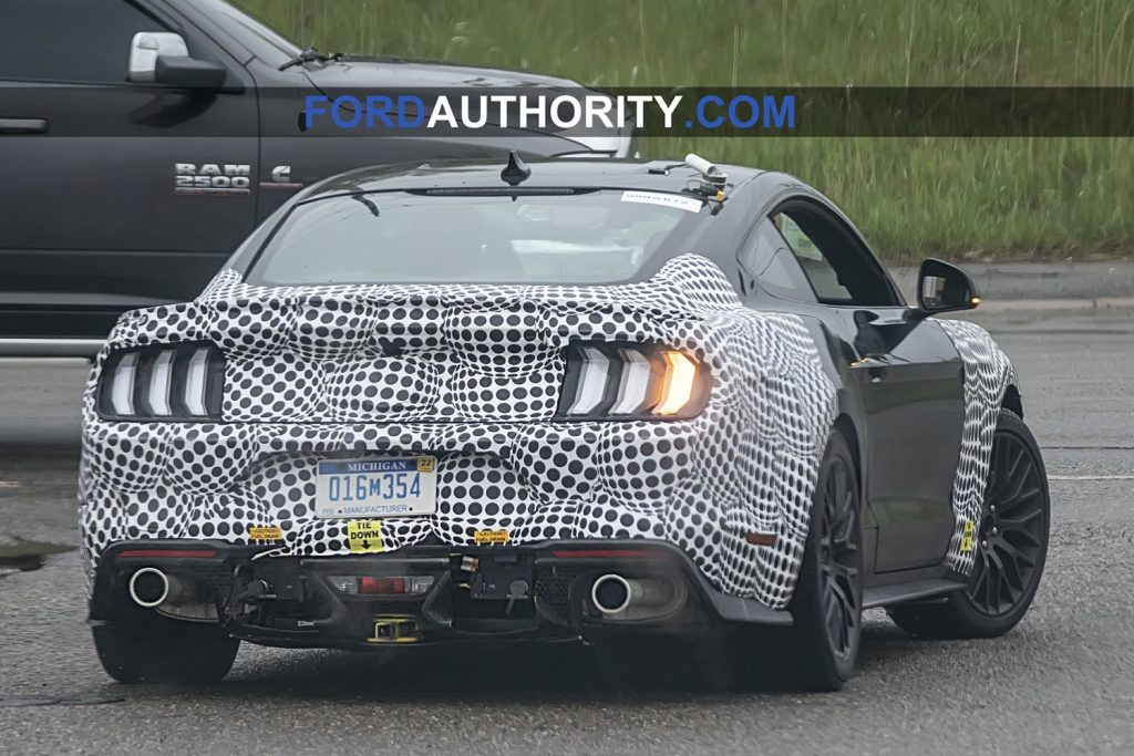 2014 - [Ford] Mustang VII - Page 18 2021-f48