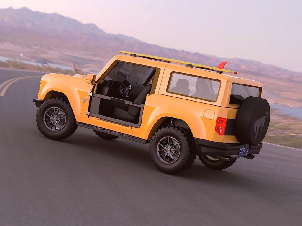2020 - [Ford] Bronco VI - Page 3 2021-f56