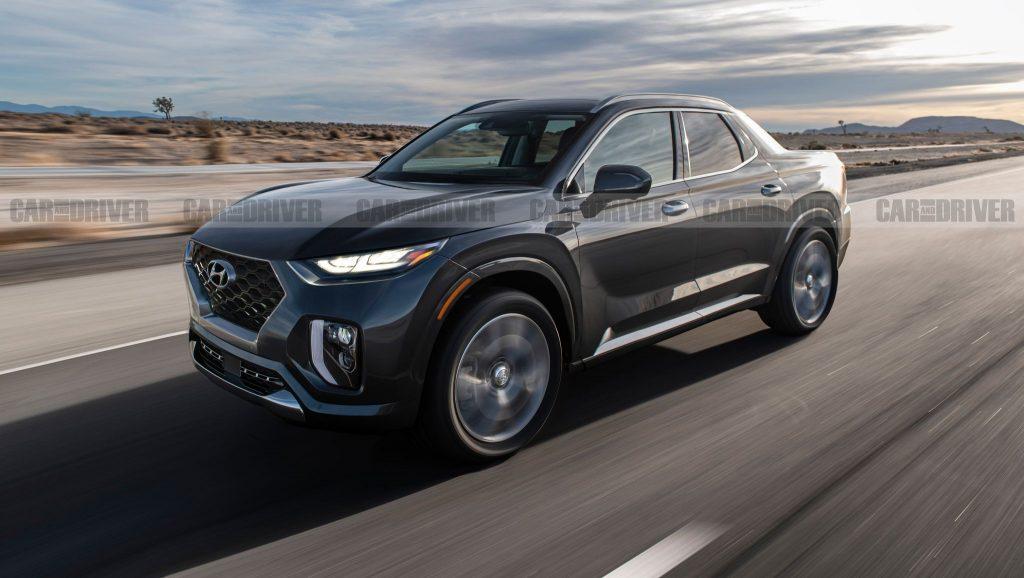 2021 - [Hyundai] Pickup  2021-h21