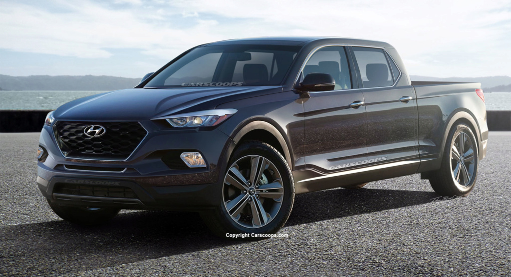 2021 - [Hyundai] Pickup  2021-h22