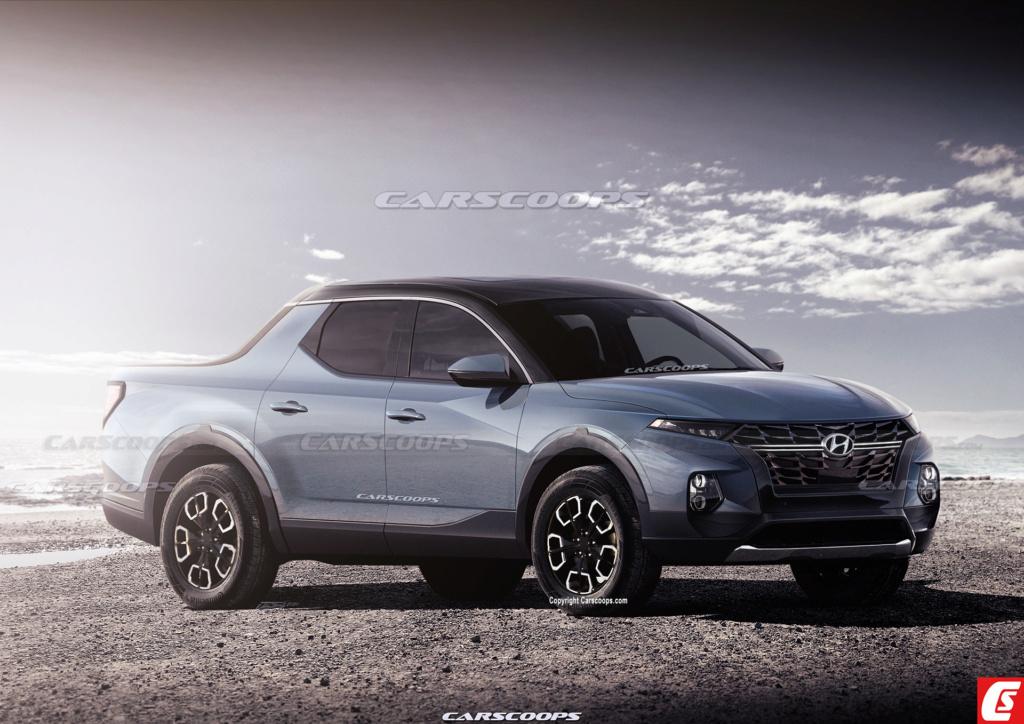 2021 - [Hyundai] Pickup  - Page 2 2021-h23