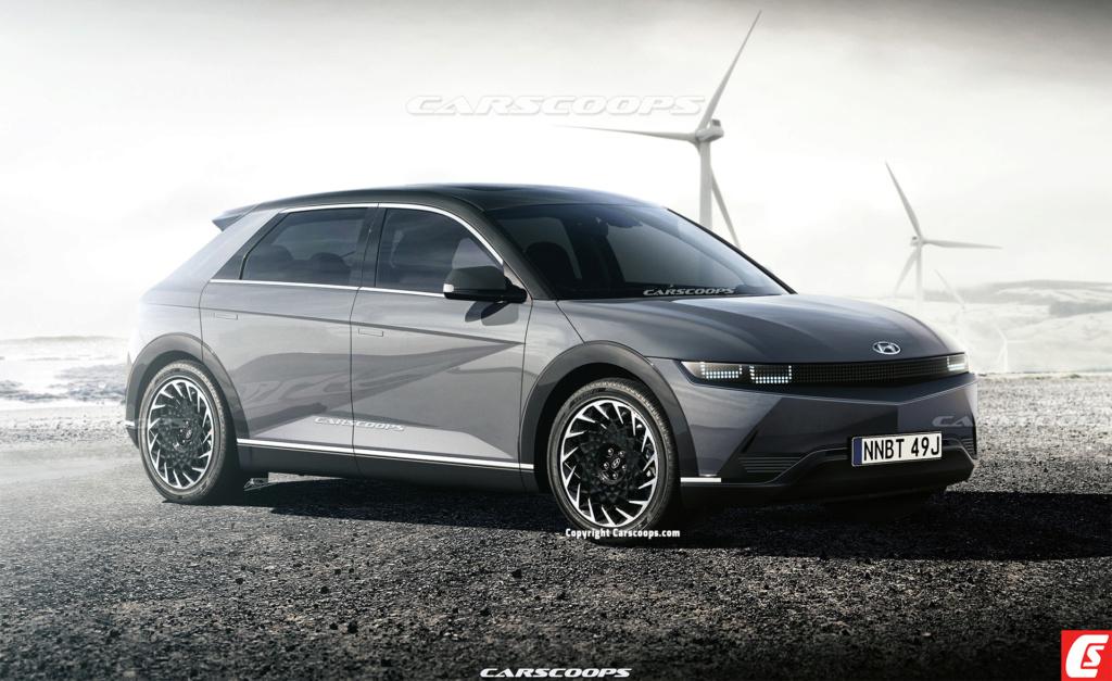 2021 - [Hyundai] Ioniq 5 - Page 2 2021-h32