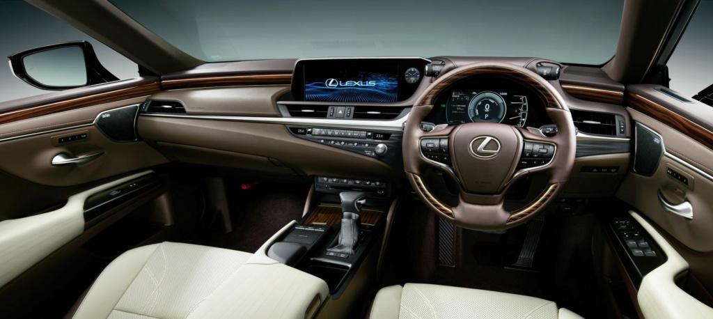 2015 - [Lexus] ES - Page 2 2021-l38
