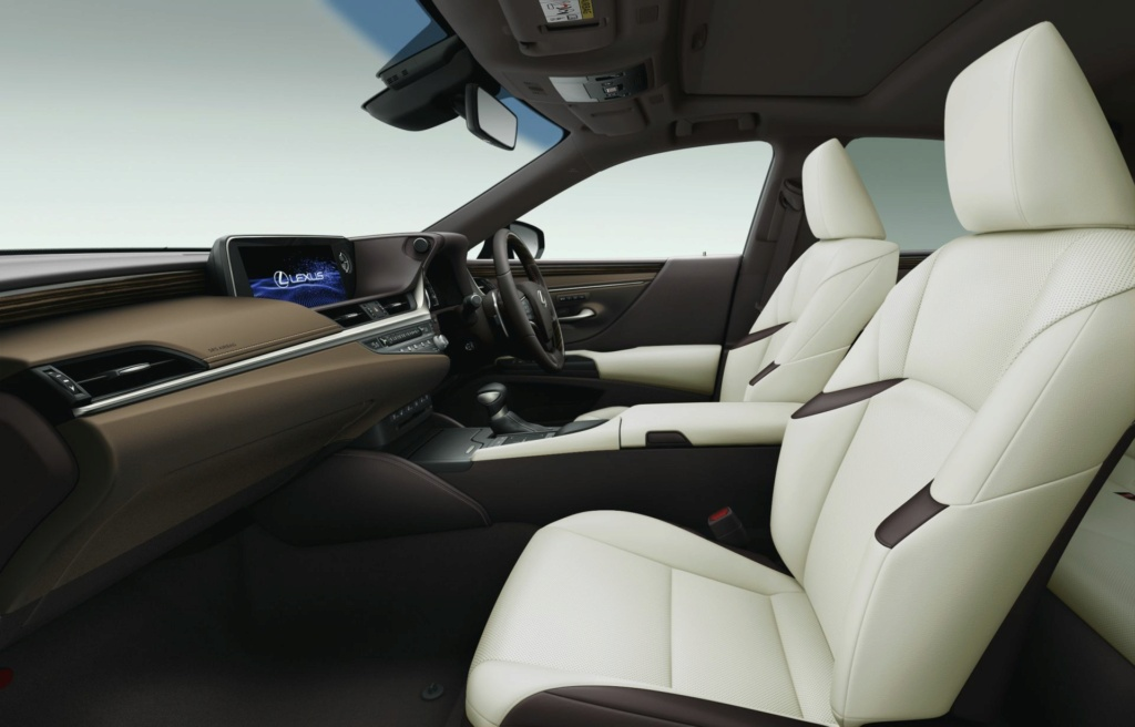 2015 - [Lexus] ES - Page 2 2021-l39