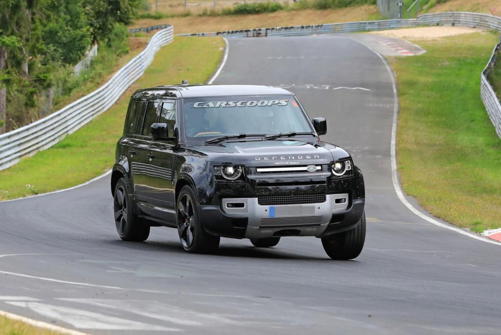 2018 - [Land Rover] Defender [L663] - Page 17 2021-l40