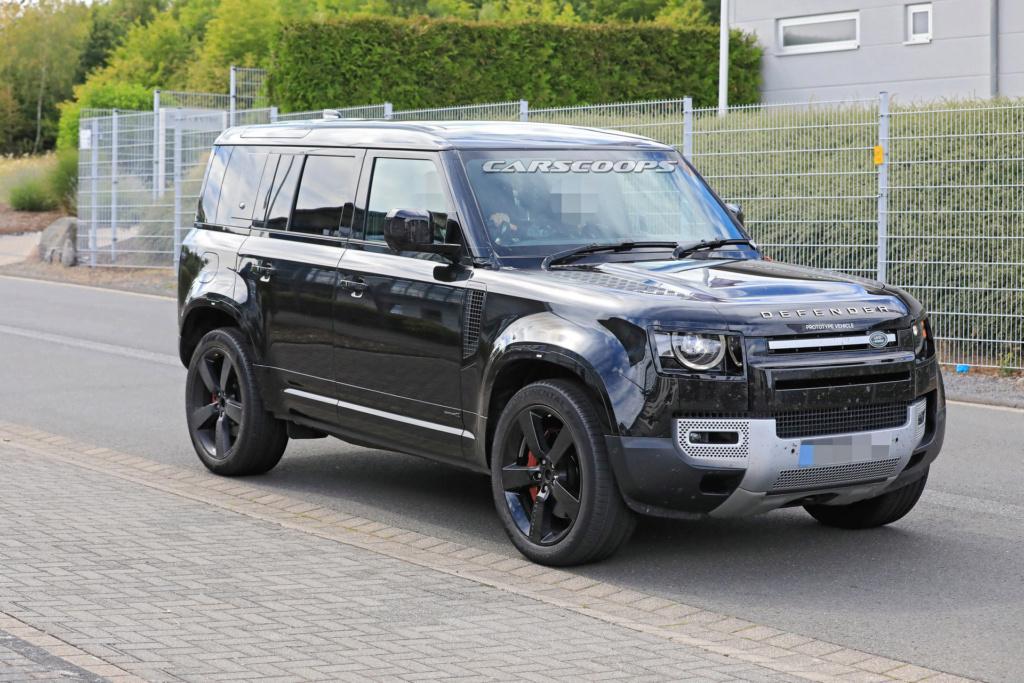 2018 - [Land Rover] Defender [L663] - Page 17 2021-l50