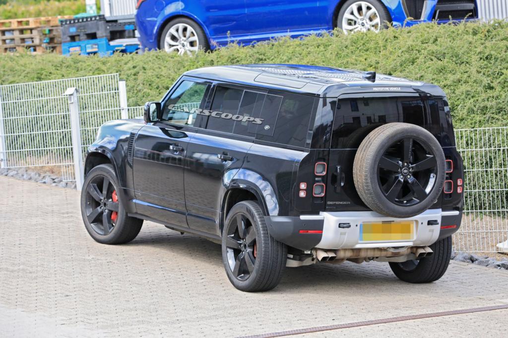 2018 - [Land Rover] Defender [L663] - Page 17 2021-l52
