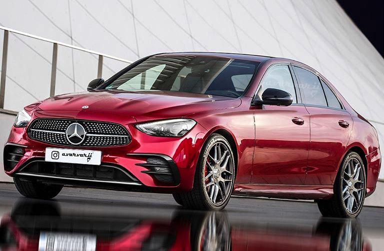 2020 - [Mercedes-Benz] Classe C [W206] - Page 5 2021-m24