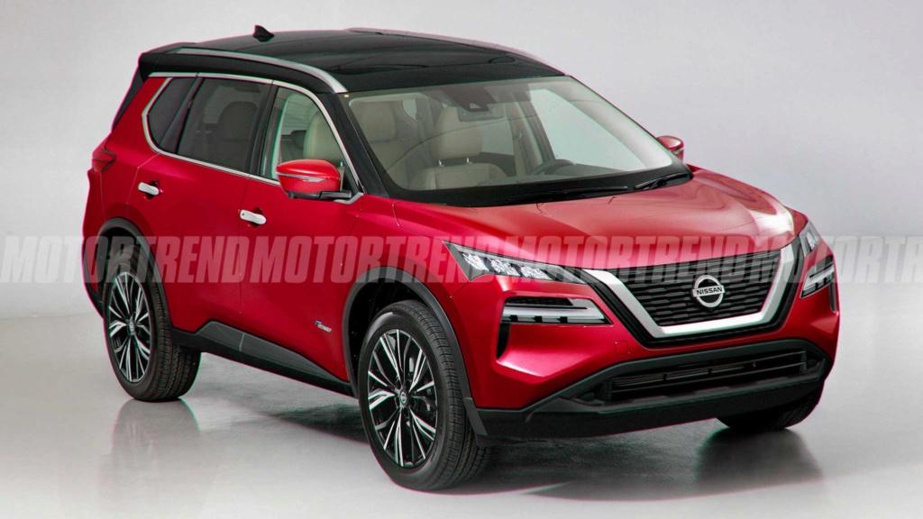2021 - [Nissan] X-Trail IV / Rogue III - Page 2 2021-n10