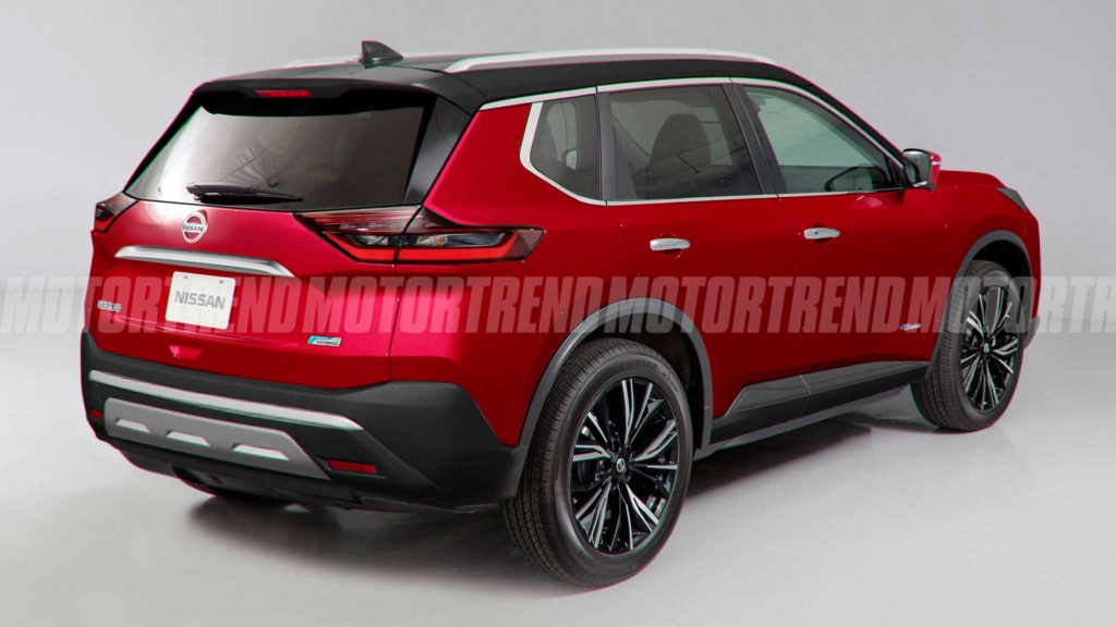 2021 - [Nissan] X-Trail IV / Rogue III - Page 2 2021-n11