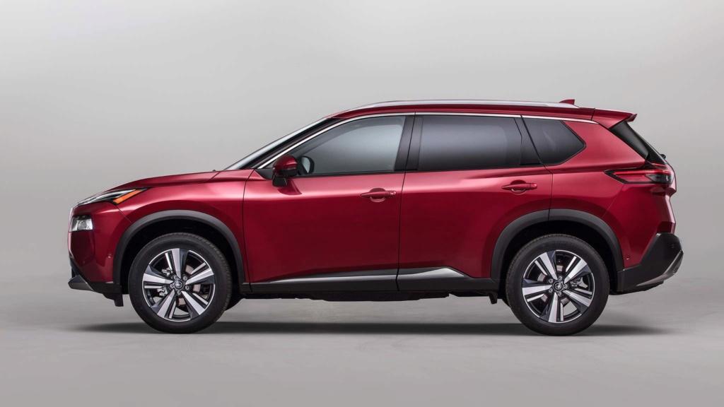 2021 - [Nissan] X-Trail IV / Rogue III - Page 4 2021-n22