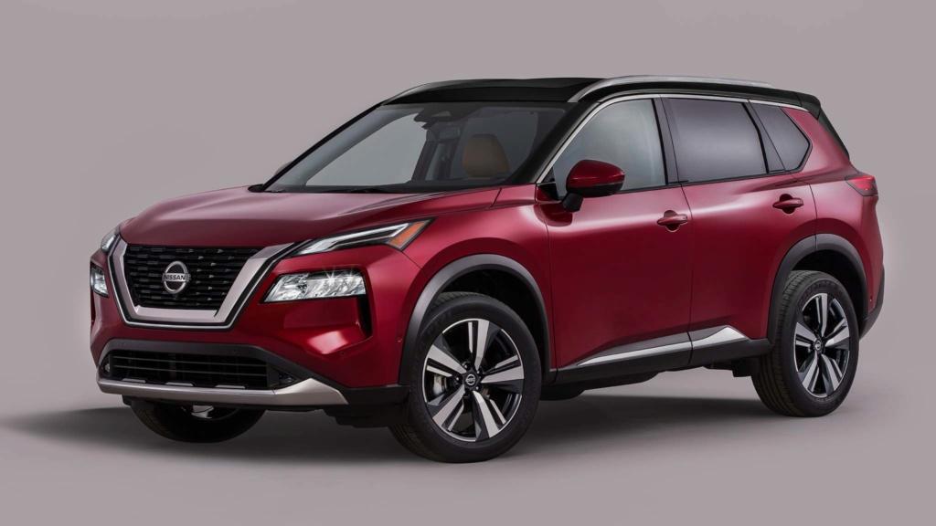 2021 - [Nissan] X-Trail IV / Rogue III - Page 4 2021-n23