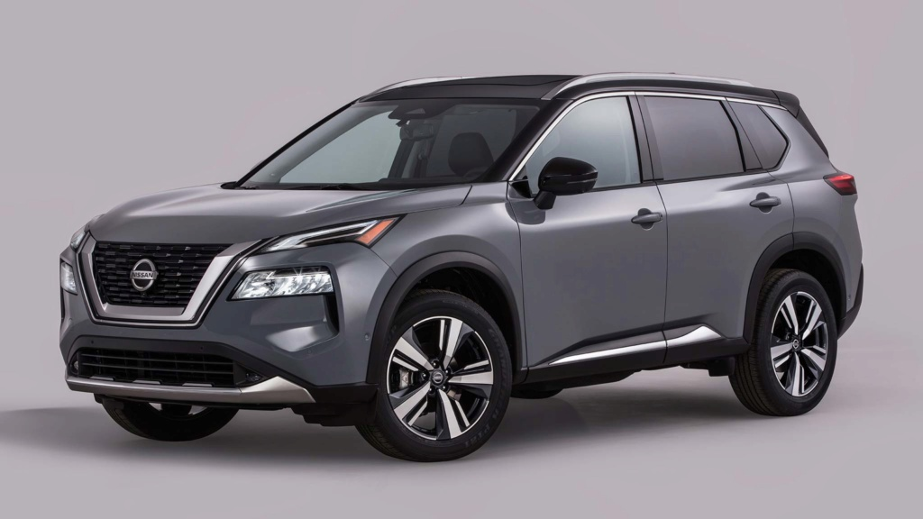 2021 - [Nissan] X-Trail IV / Rogue III - Page 4 2021-n24