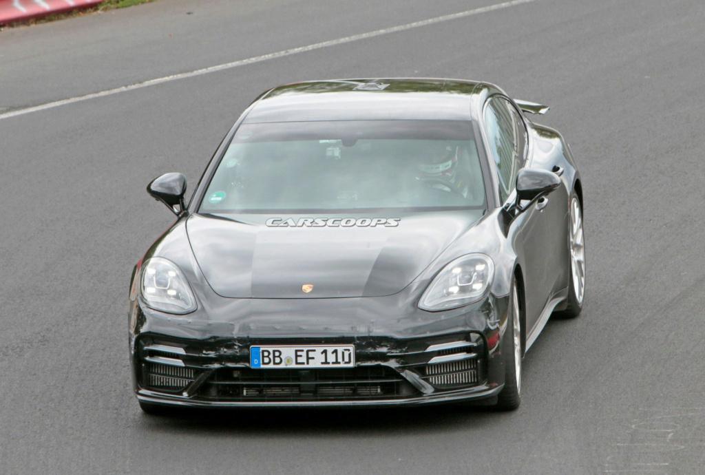 2020 - [Porsche] Panamera II restylée  2021-p31