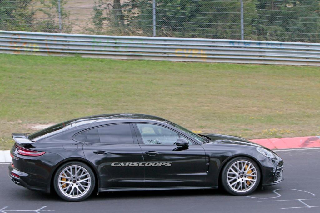 2020 - [Porsche] Panamera II restylée  2021-p33