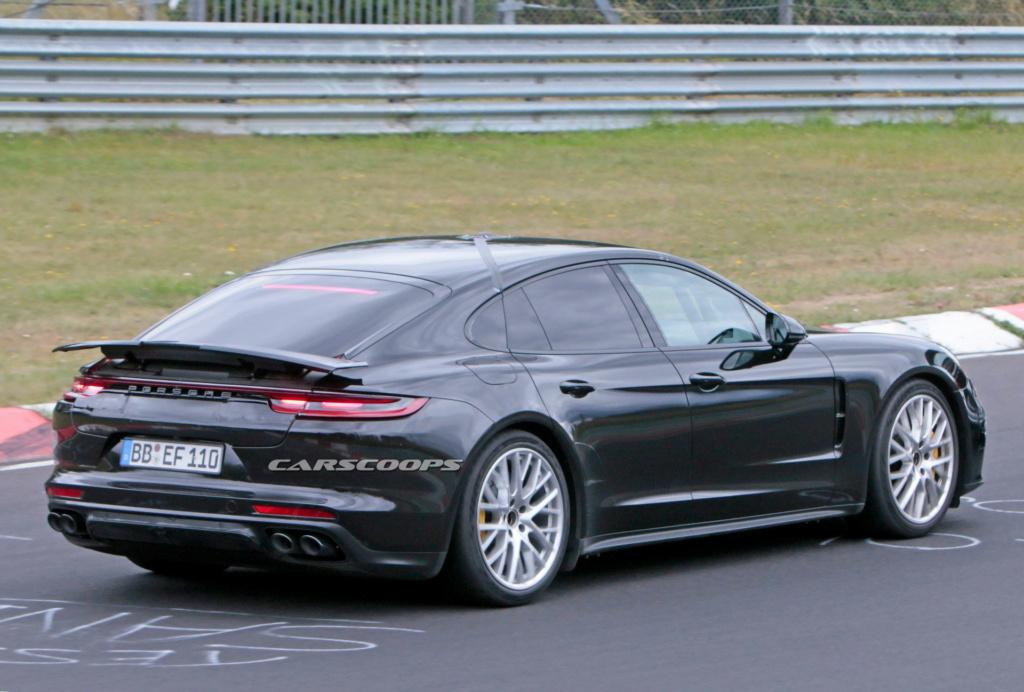 2020 - [Porsche] Panamera II restylée  2021-p34