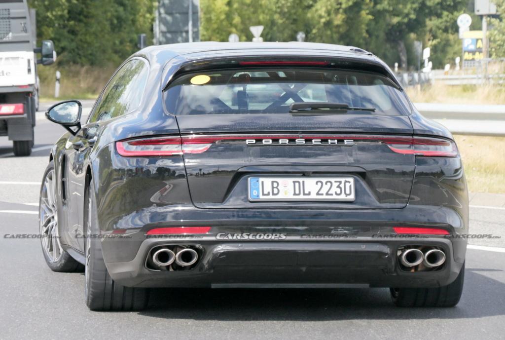 2020 - [Porsche] Panamera II restylée  2021-p43