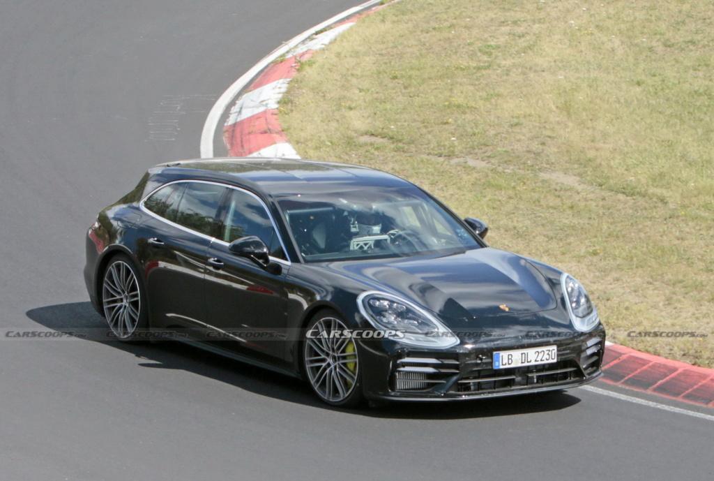 2020 - [Porsche] Panamera II restylée  2021-p46