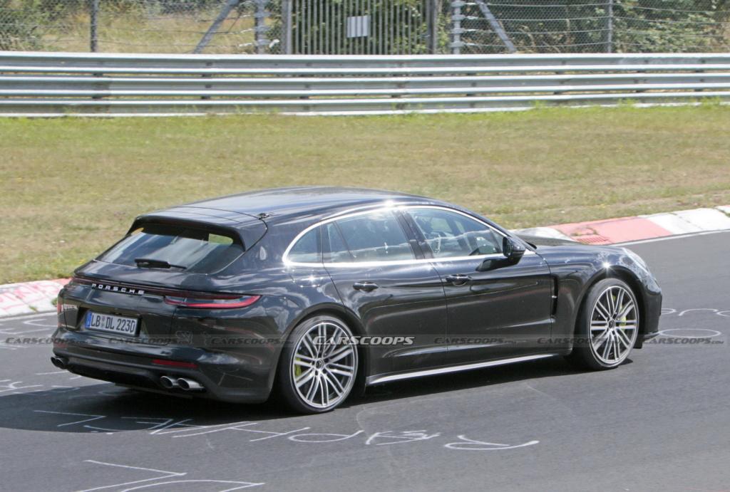 2020 - [Porsche] Panamera II restylée  2021-p49