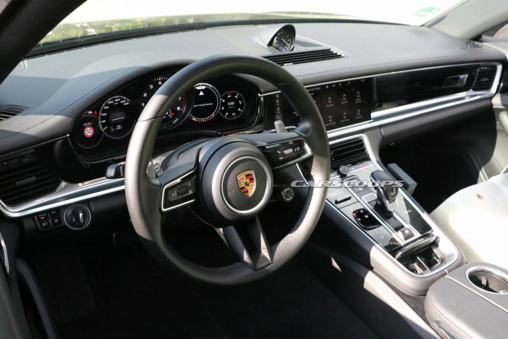 2020 - [Porsche] Panamera II restylée  2021-p52