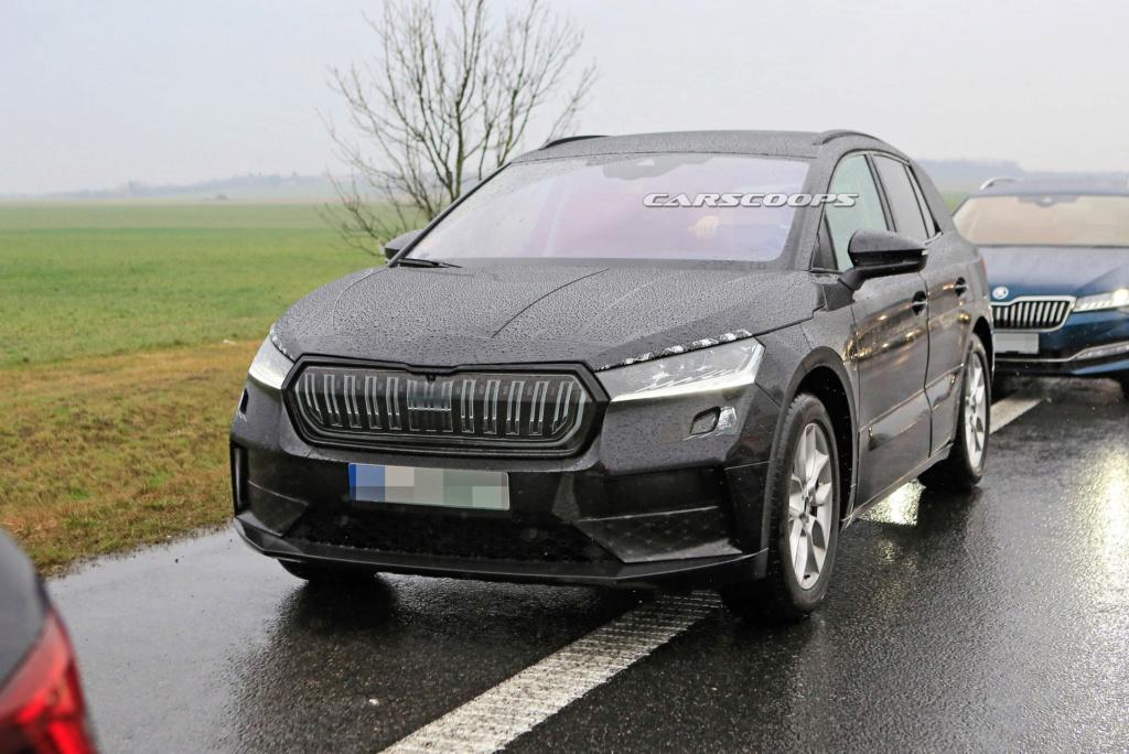 2021 - [Skoda] SUV EV 2021-s10