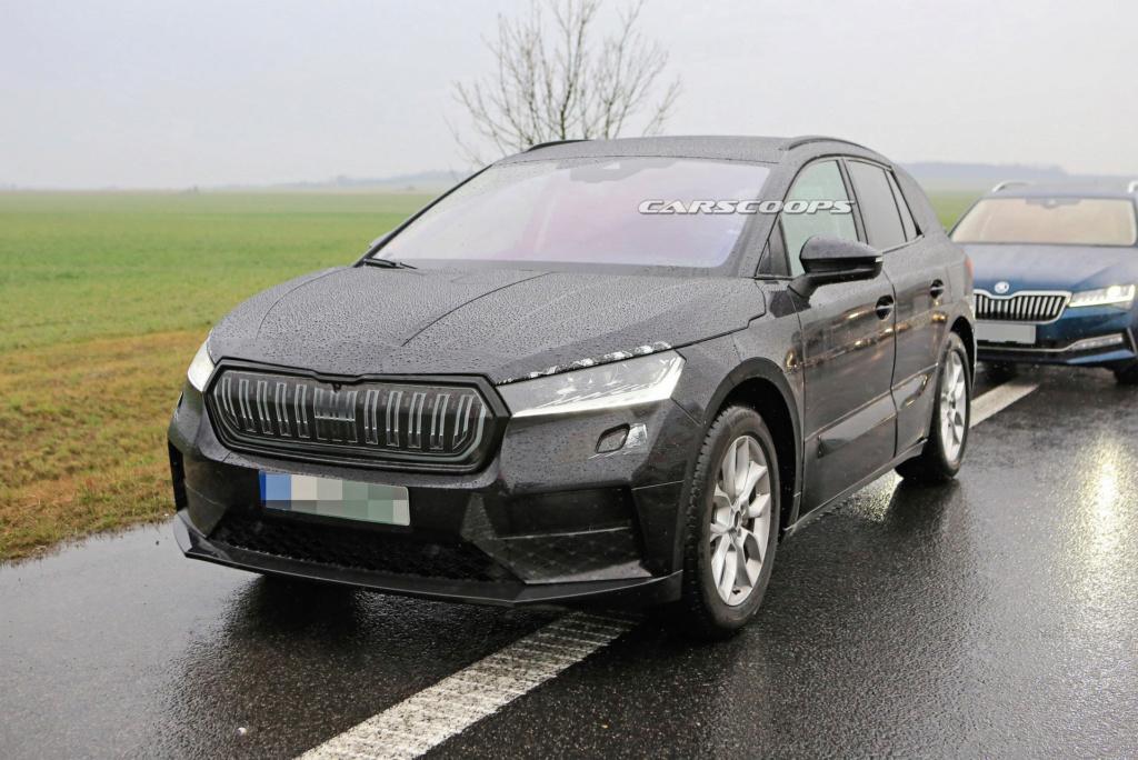 2021 - [Skoda] SUV EV 2021-s11
