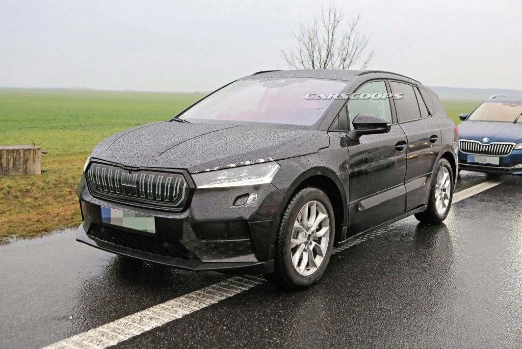 2021 - [Skoda] SUV EV 2021-s12