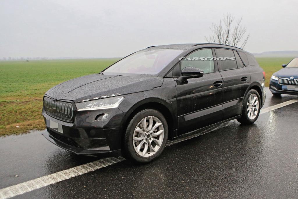 2021 - [Skoda] SUV EV 2021-s13