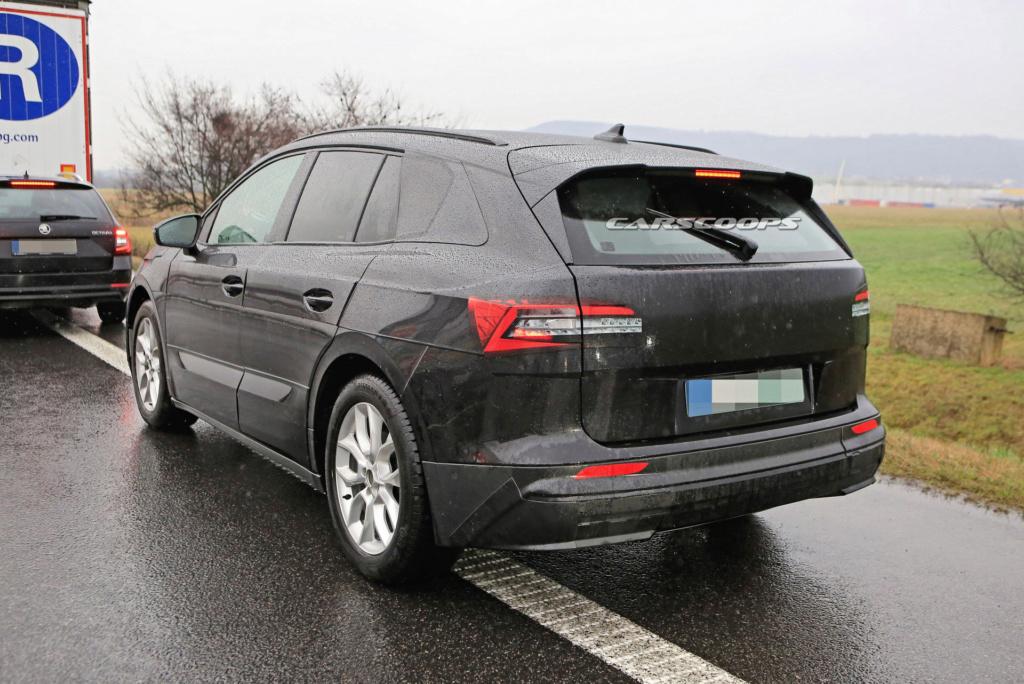 2021 - [Skoda] SUV EV 2021-s17