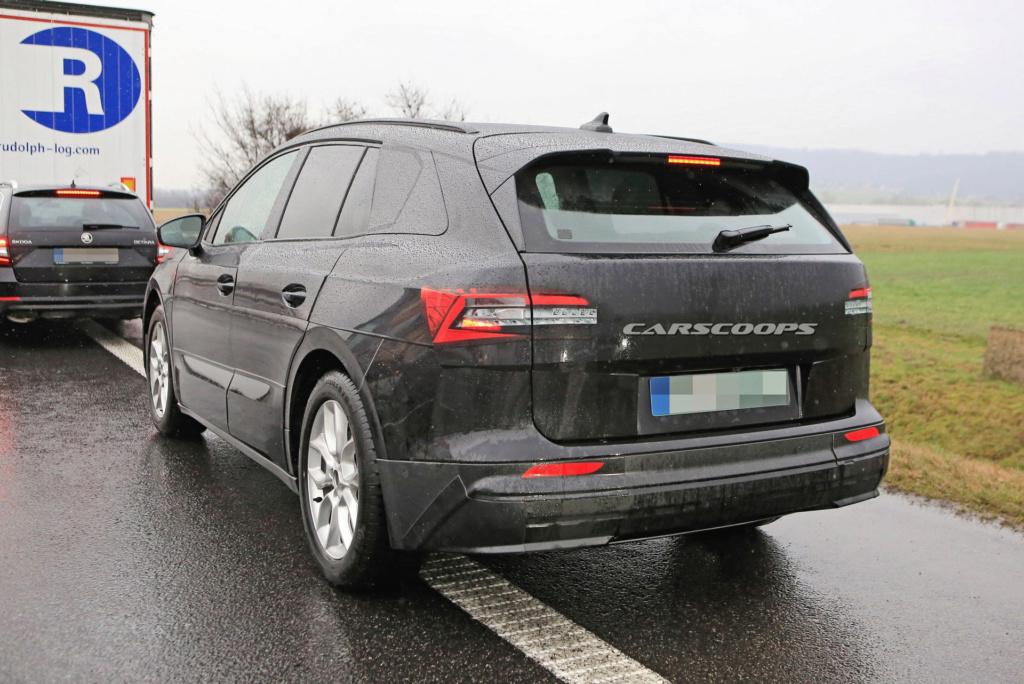 2021 - [Skoda] SUV EV 2021-s18