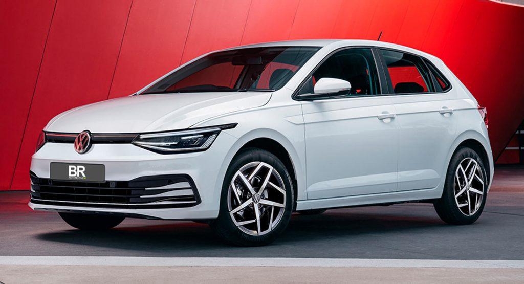 2021 - [Volkswagen] Polo VI Restylée  2021-v30
