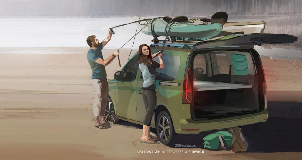 2020 - [Volkswagen] Caddy V - Page 5 2021-v32