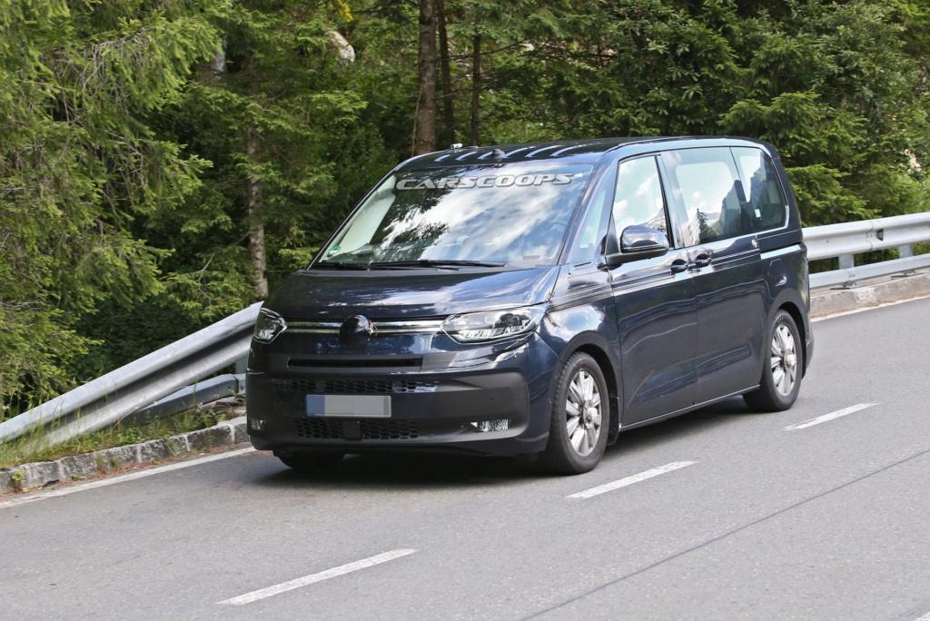 2021 - [Volkswagen] Transporter [T7] - Page 3 2021-v34