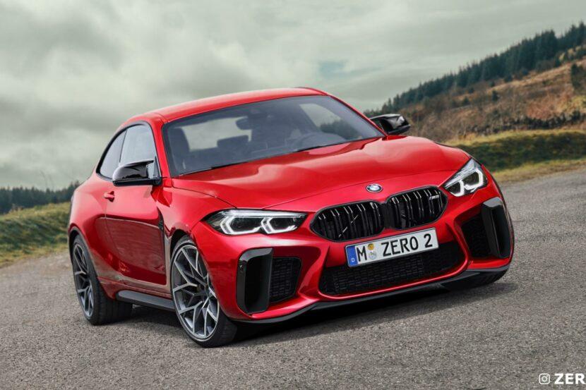 2022 - [BMW] Série 2 / M2 Coupé [G42] 2022-b10