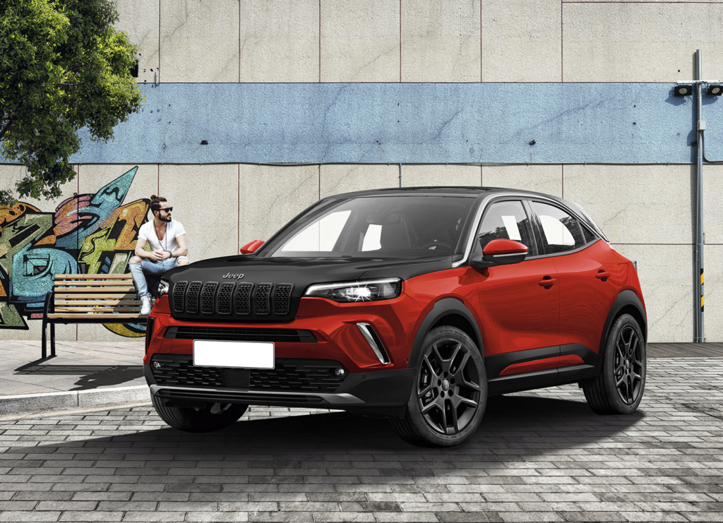 2022 - [Jeep] A/B SUV 2022-j11