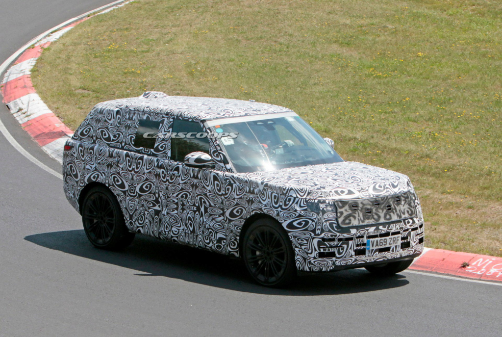 2021 - [Land Rover] Range Rover V - Page 2 2022-r19